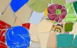 Modelo de mosaico al azar fotos de archivo