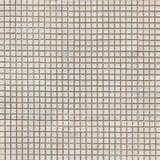 Modelo de mosaico blanco Imagenes de archivo