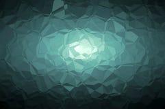 Modelo de mosaico texturizado que brilla intensamente A. Fotos de archivo