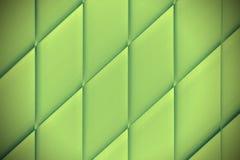 Modelo de mosaico verde Foto de archivo libre de regalías