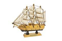 Modelo de nave Fotografía de archivo