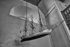 Modelo de nave Fotografía de archivo libre de regalías