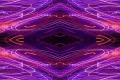 Modelo de ne?n abstracto ilustración del vector