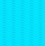 Modelo de onda Fotos de archivo libres de regalías
