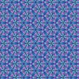 Modelo de ondas abstracto inconsútil de los seamlees stock de ilustración