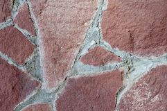 Modelo de piedra Imagen de archivo
