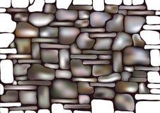 Modelo de piedra Imagenes de archivo