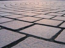 Modelo de piedra del azulejo Imagen de archivo libre de regalías