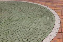 Modelo de piedra del piso Imagen de archivo libre de regalías
