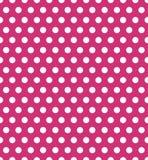Modelo de punto inconsútil de polca Sello colorido para la envoltura, tela, ropa libre illustration