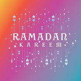 Modelo de Ramada Foto de archivo