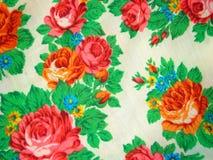 Modelo de rosas Foto de archivo