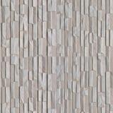Modelo de Seamles de los paneles de pared grises de piedra Fotografía de archivo