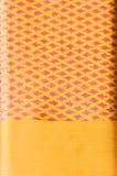 Modelo de seda tailandés del adorno. Imagen de archivo