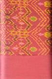 Modelo de seda tailandés del adorno. Fotografía de archivo
