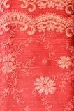 Modelo de seda tailandés del adorno. Fotos de archivo libres de regalías