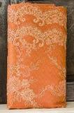 Modelo de seda tailandés del adorno. Foto de archivo libre de regalías
