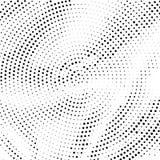 Modelo de semitono ilustración del vector