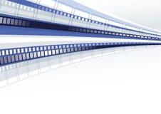 Modelo de Techno stock de ilustración