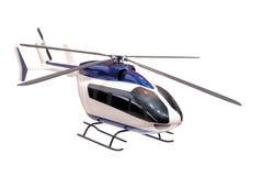 Modelo de um helicóptero Imagens de Stock Royalty Free