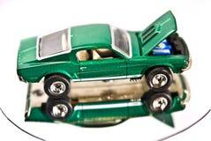 Modelo de um mustang 1967 de Ford Imagens de Stock Royalty Free