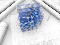Modelo de un edificio