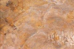 Modelo de una placa de piedra en amarillo, ocre, beige, marrón Imagenes de archivo