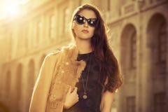Modelo de Vogue fotos de stock royalty free