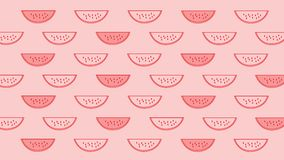 Modelo de Watermelon_lined, fondo, papel pintado, ejemplo, diseño 2.o Fotos de archivo libres de regalías