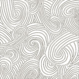 Modelo de Zentangle Imagenes de archivo