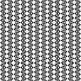 Modelo de zigzag inconsútil del diamante del diseño Fotografía de archivo libre de regalías