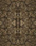 Modelo decorativo, líneas entrelazadas, la combinación de fragmentos de imágenes Imagenes de archivo