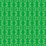 Modelo decorativo verde libre illustration