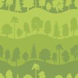 Modelo del árbol stock de ilustración
