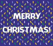 Modelo 2018 del árbol de navidad Imágenes de archivo libres de regalías