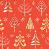 Modelo del árbol de navidad Foto de archivo libre de regalías
