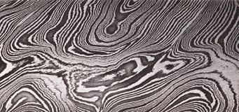 Modelo del acero del damasco imagen de archivo