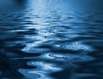 Modelo del agua Imagenes de archivo