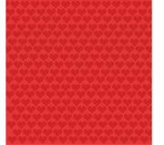 Modelo del amor con rojo Fotografía de archivo libre de regalías