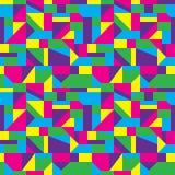 Modelo del arte abstracto Imagen de archivo libre de regalías