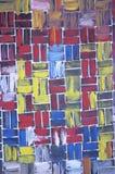 Modelo del arte de la raspa de arenque Fotografía de archivo libre de regalías