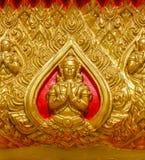 Modelo del arte de Tailandia Imagenes de archivo