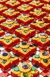 Modelo del arte de Tailandia Imagen de archivo libre de regalías