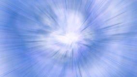 Modelo del azul de la falta de definición de movimiento Ilustración de la trama Imagenes de archivo