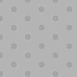 Modelo del círculo, ejemplo del vector del fondo Imágenes de archivo libres de regalías