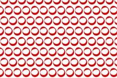 Modelo del círculo, ejemplo del vector del fondo Imagen de archivo libre de regalías