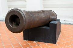 Modelo del cañón Imágenes de archivo libres de regalías