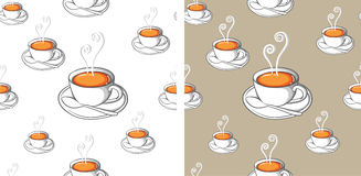Modelo del café Fotos de archivo libres de regalías