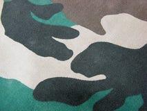 Modelo del camuflaje Fotos de archivo libres de regalías