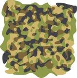 Modelo del camuflaje Stock de ilustración